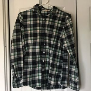 Brooks Brothers cozy flannel